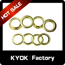 KYOK home decor curtain accessories plastic curtain rings hot sell in china curtain rod rings price