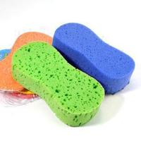 New Car Cleaning Wash Foam Cleaning Cotton Compressed Automobile Sponge Car Wash Supplies