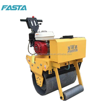 Single Drum Vibratory Oscillatory Road Roller Soil Compactor