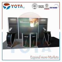 Exhibition System 3x6m Display Exhibit Stand/Booth from China