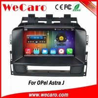Wecaro android 4.4 Car DVD for Opel Astra J for Buick Verano Vauxhall 2010 2011 2012 2013 3G WIFI Radio GPS