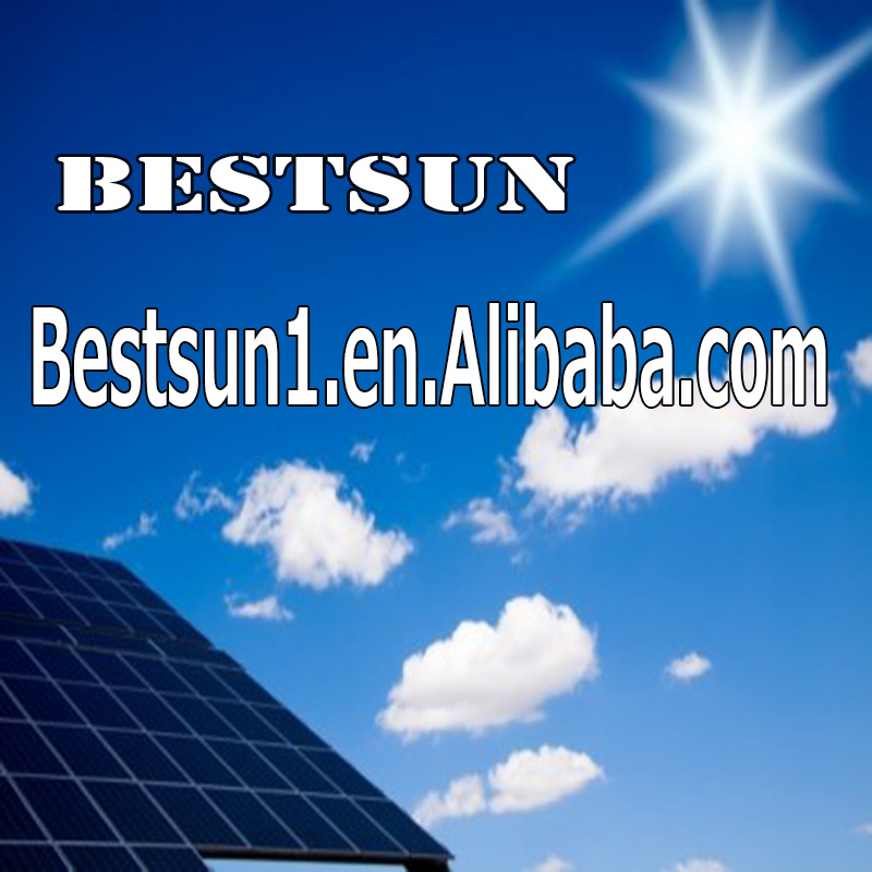 5000W high efficiency solar home system power plant solar system 60kw solar panels 260 watt