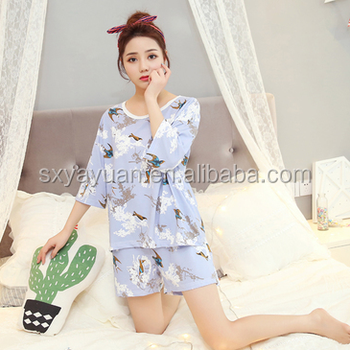 The new winter ladies pajamas cotton casual pants pants and cashmere sweater with Home