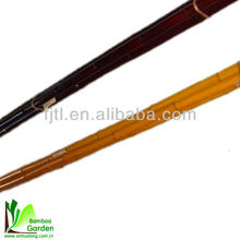 Cheap natural color stained artificial bamboo canes