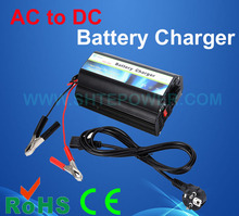 Three stage trickle charging 12v 20a electric scooter battery charger