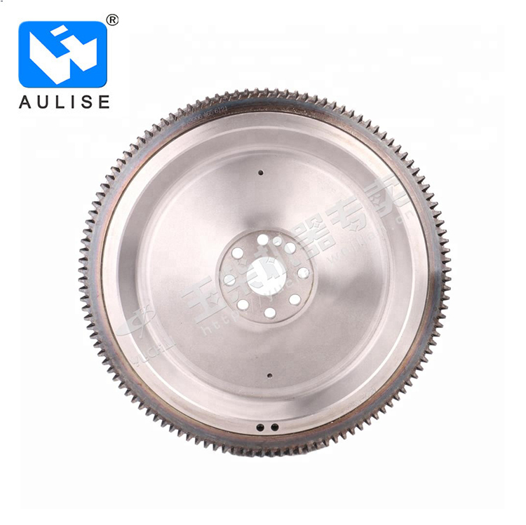 High quality yuchai original Engine parts A3206-1005360A Flywheel and Gear Ring for Dongfeng Nanchong