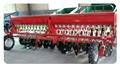24 road wheat fertilizing and seeding machine with tire