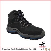2016 Best-selling new develop hot brand safety shoes with composite and kevlar for 2013 summer