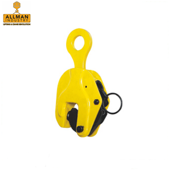 0.8ton 1ton 2ton 3ton 5ton 8ton 10ton CDH model vertical lifting clamp