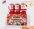 High quanlity spinner windmill toy colorful led warn light up santa sticks