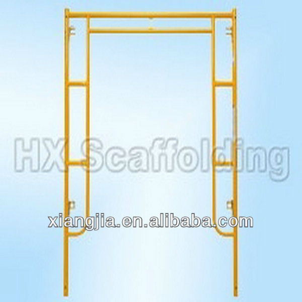 construction working platform iron frame bracket