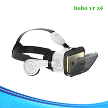 BOBO VR Z4 VR Box 120 Degrees FOV 3D VR Virtual Reality Headset Glasses 3D Movie Video Game Private Theater with Headphone