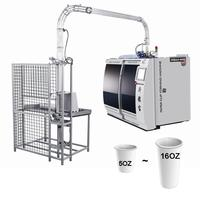 Intelligent Paper Cup Forming MachineDEBAO-600S