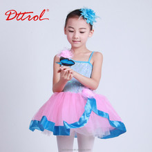 Designer one piece parti <span class=keywords><strong>robe</strong></span> enfants fille <span class=keywords><strong>latine</strong></span> <span class=keywords><strong>danse</strong></span> <span class=keywords><strong>robe</strong></span> pas cher ballet tutu costume D032003