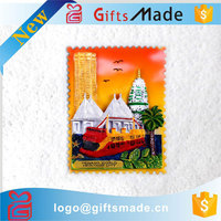Hot promotional wholesale lovely madrid souvenir fridge magnet