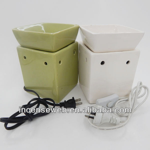 Ceramic square electric tart burner