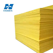 thermal insulation material acoustic wall glass wool board ceiling tile