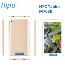 Hipo M708B nfc android phone 7 inch android tablet replace battery