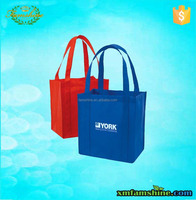 fashion eco cheap non woven shopping tote bag