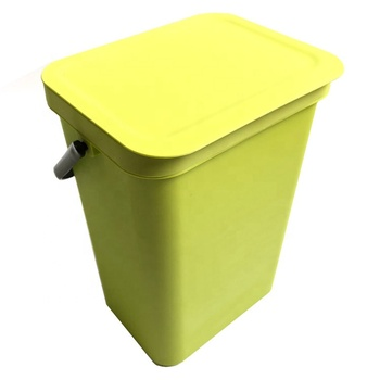 ESD Plastic Kitchen Hanging Trash Can