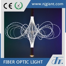 GIANT Dinning Room Modern Lamp fiber optic deco designer pendant lighting