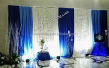 wedding sheer backdrops sheer fabric ceiling draping