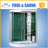 Austar durable jacuzz steam sauna room for hot sale