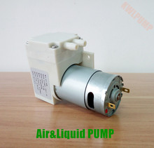 HOT selling high quality 6V 9V 12V 24 VDC mini vacuum pump with stable performance