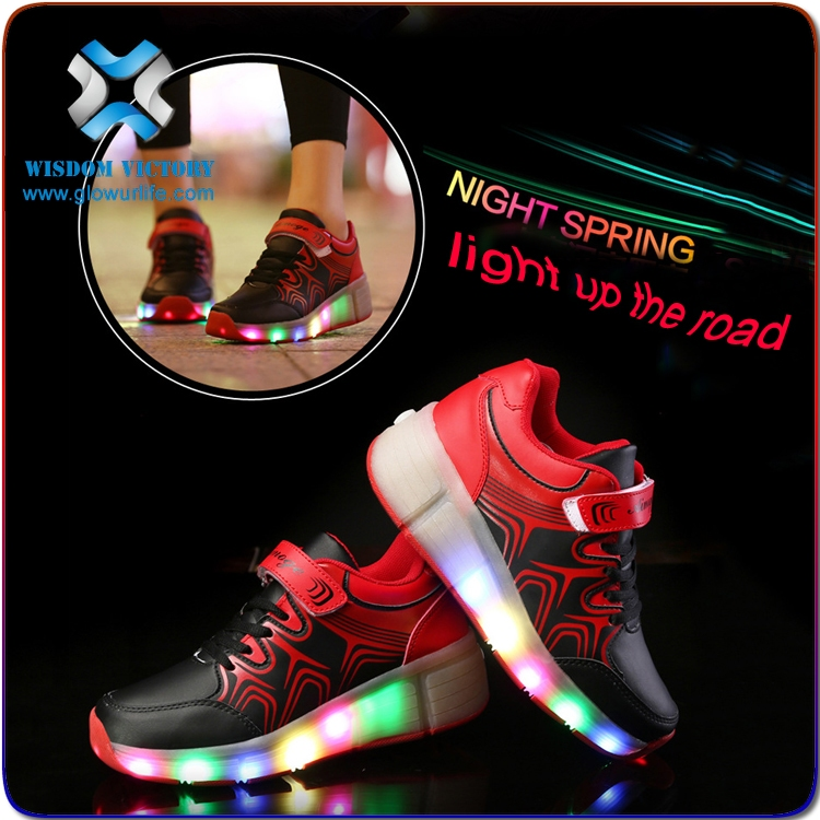 halloween Manufacturers Selling Newest Led Shoes Kids on Wholesale,led light up kids shoes