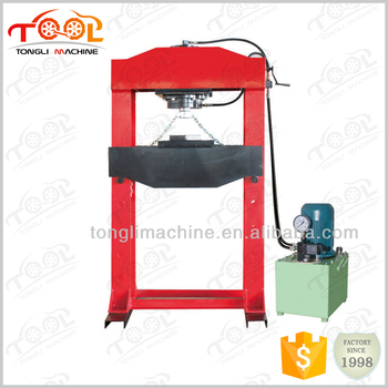 Best Price Superior Quality TL0502-4 Electrical Shop Press