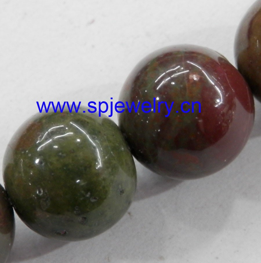 brown rainbow stone beads, round 4-16mm, other shape avaliable