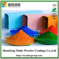 RAL5012 Light blue Epoxy Polyester Powder Coating