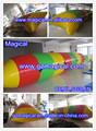 Funny game inflatable water blob inflatable water catapult blob