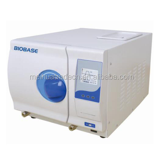 High-efficiency ultimate vacuum Table Top Autoclave Class B Series