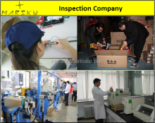quality control of vitrics and third party inspection services from professional inspection company