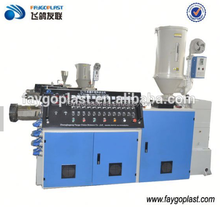 China Good Machine PVC plastic sealing strip making machine with price