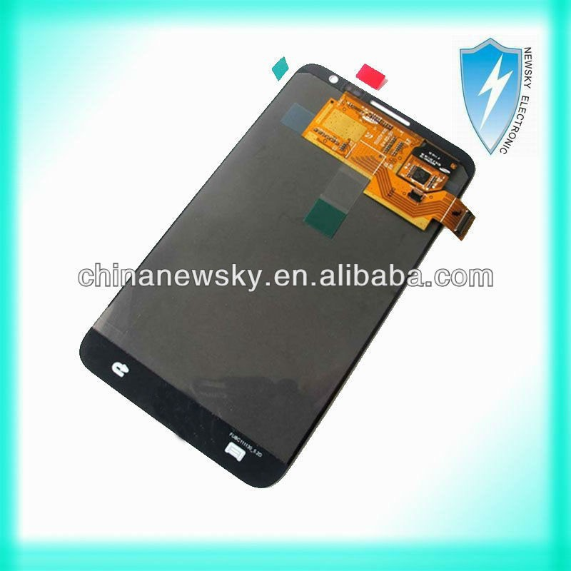 Original repair parts for samsung galaxy note n7000/ i9220 lcd display with touch screen assembly