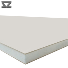 Manufacturer direct supply low price lightweight frp board wall hard foam pu sandwich insulated panel