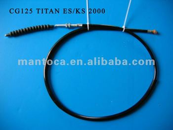 Clutch cable for CG125 TITAN ES/KS 2000 OEM no:22870-KEH-9300R