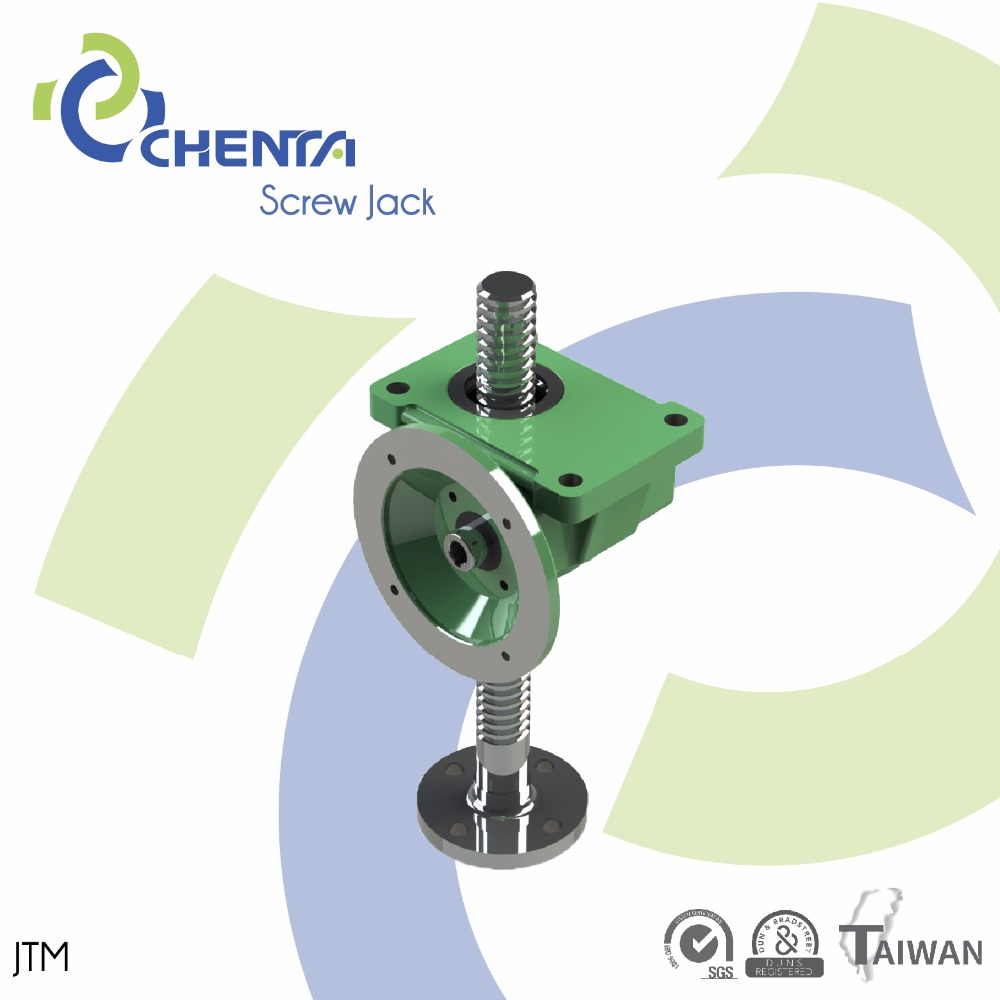 SCREW JACK JTM MODEL gearbox jacks worm reducer reduction gearbox
