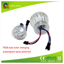 IC ws2801 2811 2812 RGB full color led pixel