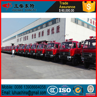 45000L small fire fighting truck for sale