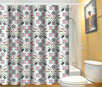 printing shower curtain, roller blind