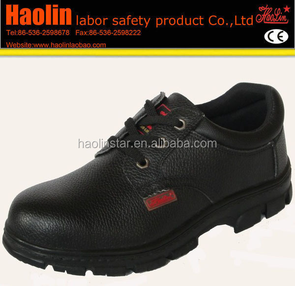 HL-A045 hot-selling leather safety shoes kuala lumpur in Malaysia