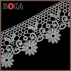 Wholesale flower crochet lace trim for women clothed decoration BK-TRM2808