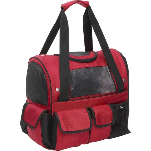 PT0418 New Arrival Simple Portable Dog Grooming Bag with Multiple Exterior Pockets