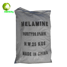 Moulding compound chemical raw Melamine powder 99.8%
