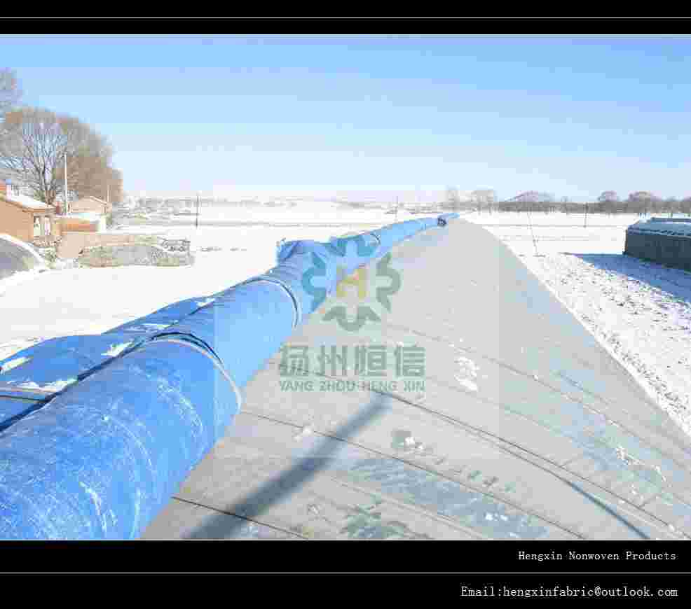 PP spunbonded agriculture nonwoven fabric /heat preservation cover for plant protect weed control