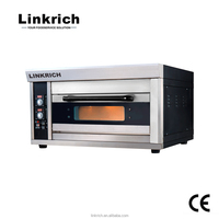 Popular Electric Energy-Saving Single Deck Bakery Oven For Sale