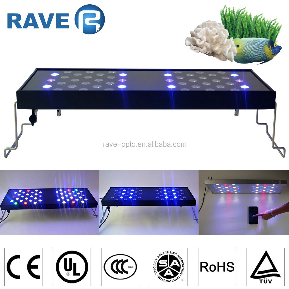 150W dimmable led reef aquarium lighting 2015 best